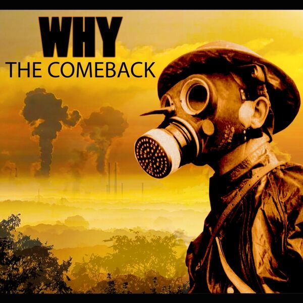 Cover art for The Comeback